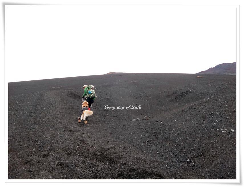 富士山登山へ出発