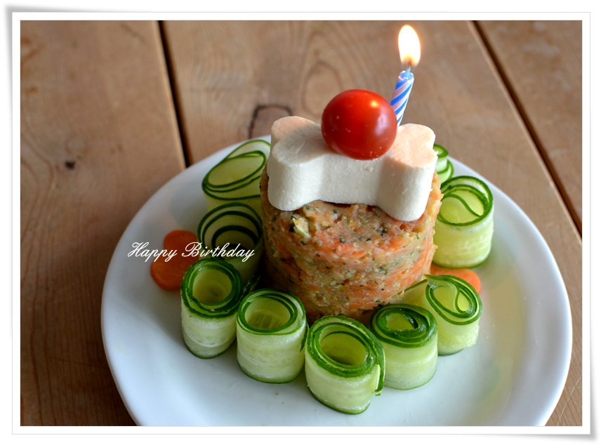 ララのお誕生日ケーキ