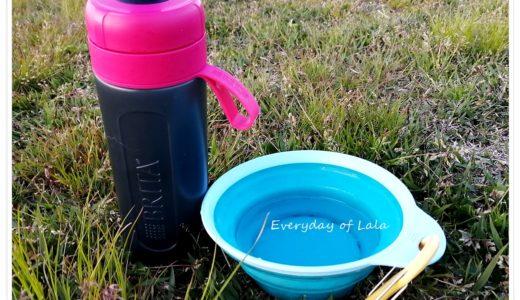 【BRITA】(ブリタ)浄水器でお水を飲んでみたら、まろやかでおいしい水になりました!