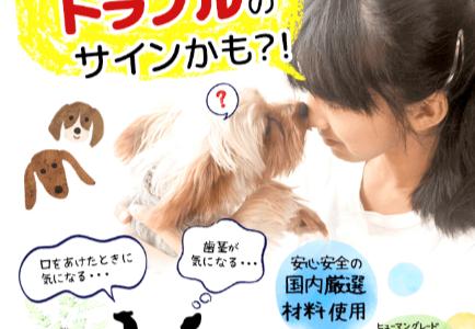 獣医師監修のペット用歯周ケアジェル【Dr.WANDEL】(ドクターワンデル)