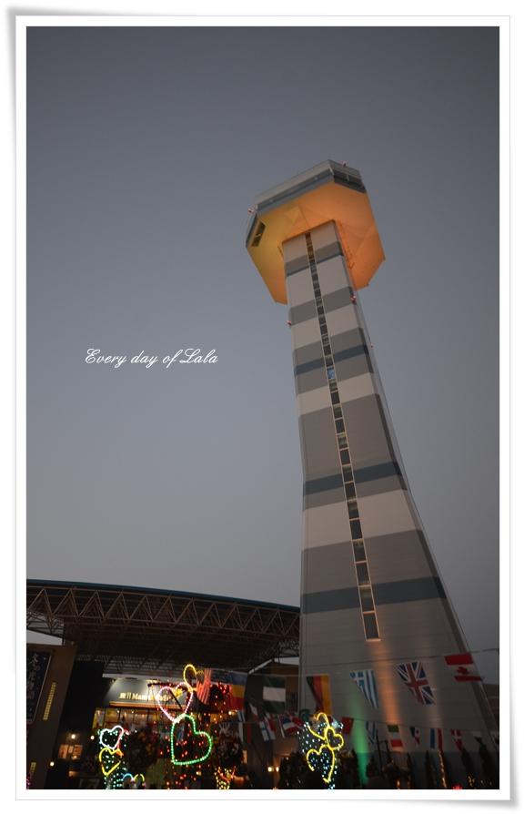 イルミタワー201312